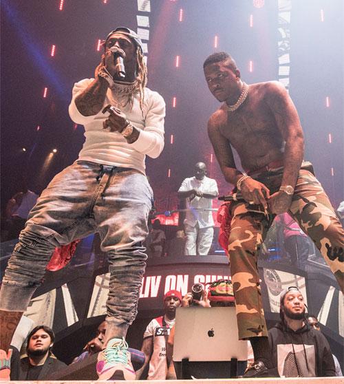 YG Go Girl Feat Lil Wayne & Tyga