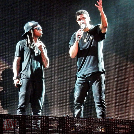Drake The Motto Single Featuring Lil Wayne Goes Quintuple Platinum