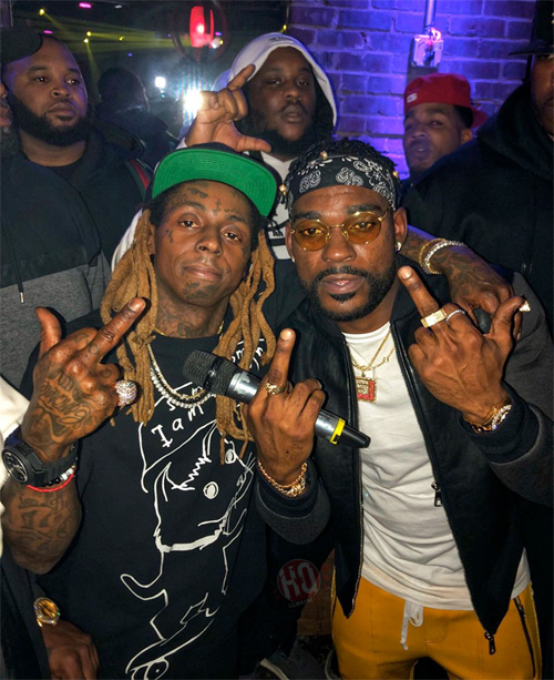 Lil Wayne & HoodyBaby To Release A Joint EP