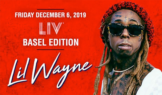 Lil Wayne To Host An Art Basel Event In Miami