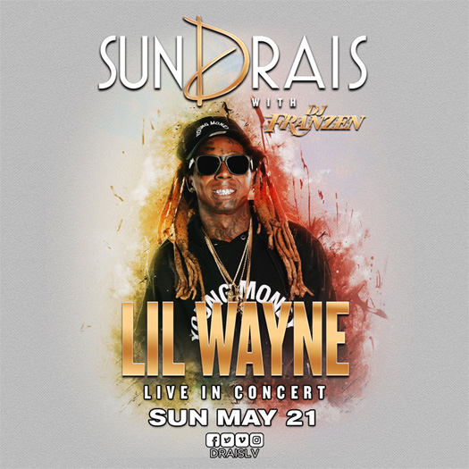 Lil Wayne To Host An Event At Drais Nightclub In Las Vegas