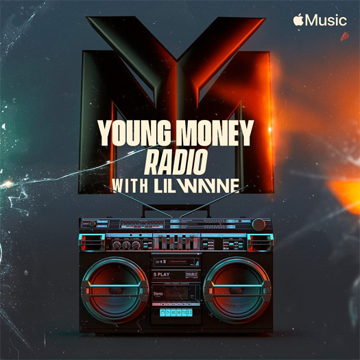 Lil Wayne To Host First Episode Of Young Money Radio This Friday