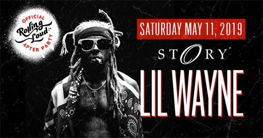 Lil Wayne To Host An Official Rolling Loud V After Party In Miami