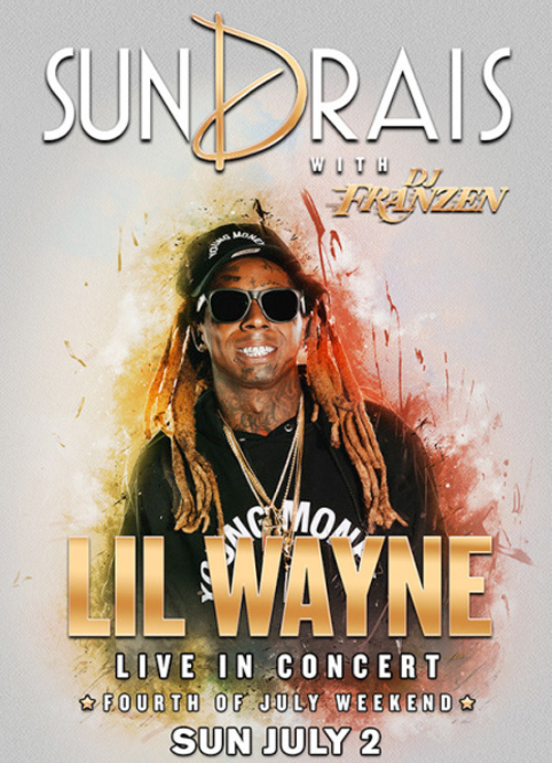 Lil Wayne To Host & Perform Live At Drai's Nightclub In Las Vegas Next Weekend