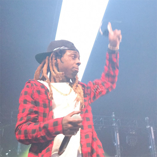 Lil Wayne Hosts An After Party & Performs Live At Drais Nightclub In Las Vegas