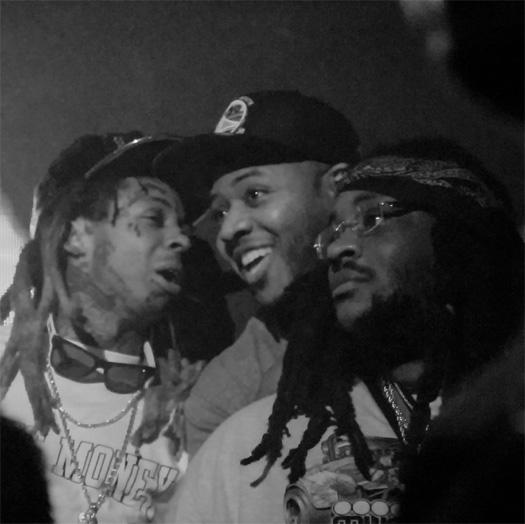 Lil Wayne Hosts An El Clasico Party At Ora Nightclub In Miami