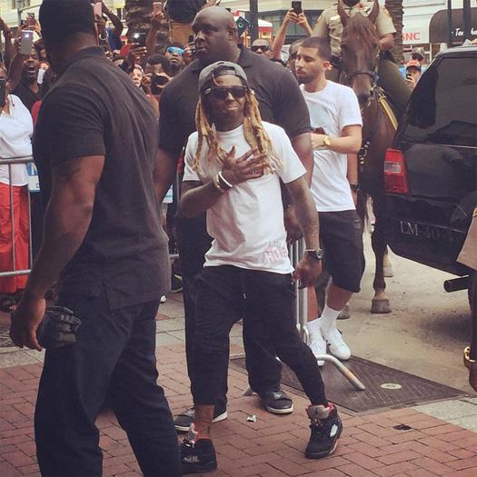 Shake That Ass Lil Wayne - Porn Pic-3017