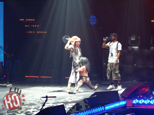 Lil Wayne Performs In Saint Paul Minnesota