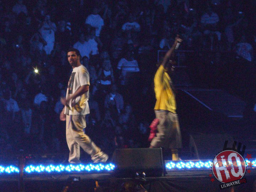 Pictures Of Lil Wayne Performing In Florida For I Am Still Music Tour