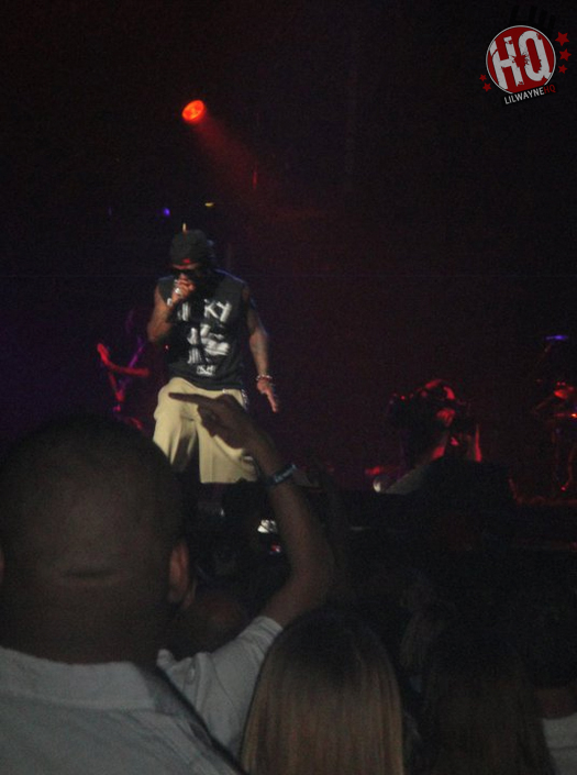 Pictures Of Lil Wayne Performing In St Louis For I Am Still Music Tour