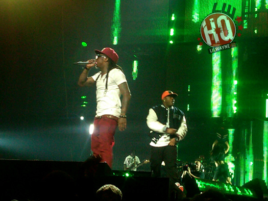 Lil Wayne Performs In Washington DC