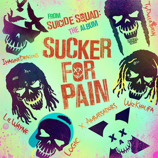 Lil Wayne, Imagine Dragons, Wiz Khalifa, Ty Dolla Sign & Logic's Sucker For Pain Single Featuring X Ambassadors Goes Triple Platinum