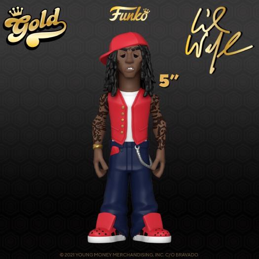 Lil Wayne Immortalized As A Premium New Funko Vinyl Figure Edition