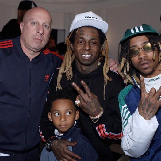 Lil Wayne Interviews Al Harrington, Stephen Jackson, Essence Carson & Alvin Kamara For The Players Tribune
