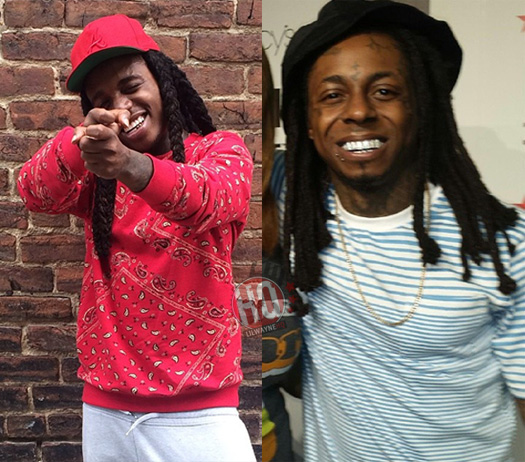 Jacquees Speaks On Looking Like Lil Wayne & Calls Him His Generation Jay Z