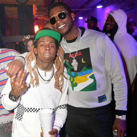 Lil Wayne Jams Out To His Older Music At Oak Room In Charlotte