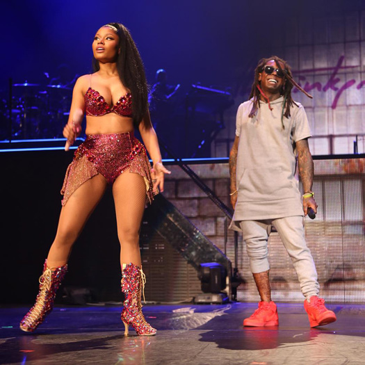 Preview Nicki Minaj Never Really Mattered Verse Off Lil Wayne Tha Carter V Album