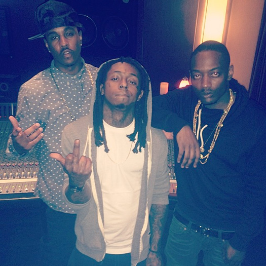 Sneak Peak Of Ty Dolla Sign & Jeremih New Level Collaboration With Lil Wayne