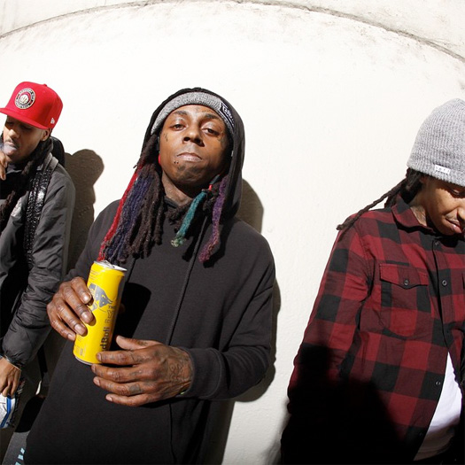Lil Wayne Officially Joins Instagram & Posts His First Picture