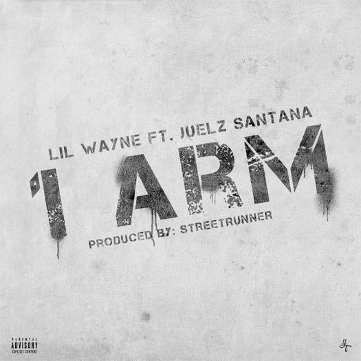 Lil Wayne & Juelz Santana 1 Arm CDQ