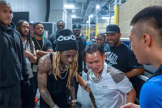 Lil Wayne Kidnap Cupid Song Surfaces Online In Full