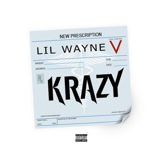 Lil Wayne Krazy Single Now On iTunes