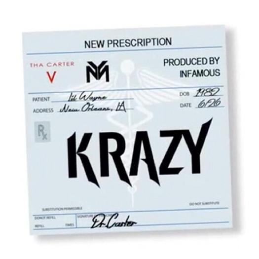 Lil Wayne Krazy
