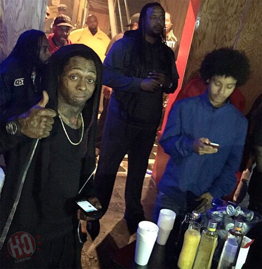 Recap Of Lil Wayne Attending & Performing At Levels Nightclub In Carbondale Illinois
