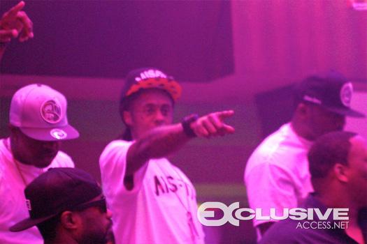 Partes de Lil Wayne na boate LIV em 3 de junho