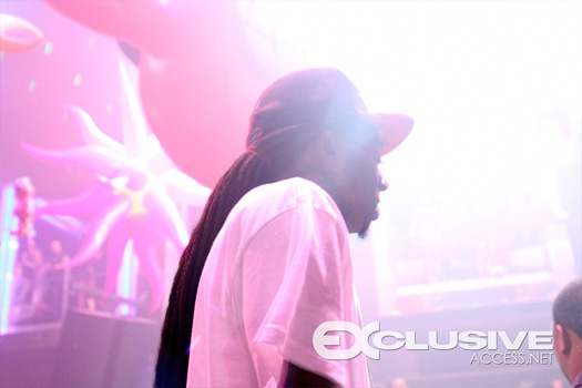 Lil Wayne Parties At LIV Nightclub On June 3rd