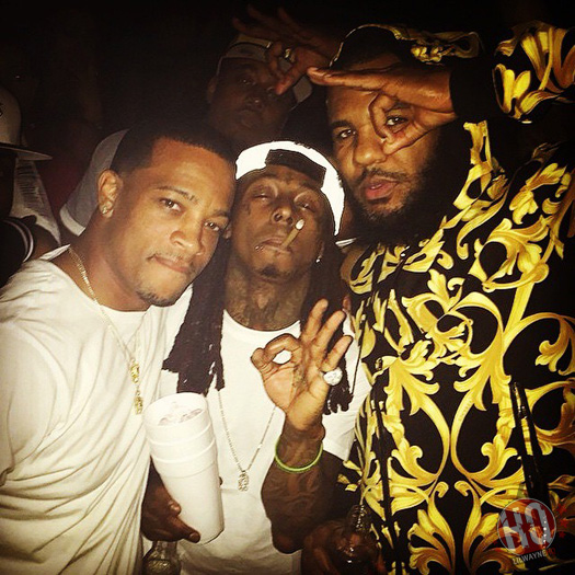 The Game Threatens Young Thug In New Orleans For Dissing Lil Wayne