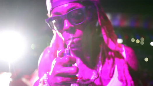 Lil Wayne Makes An Appearance In A New Episode From FREEWATER