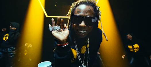 Lil Wayne Mama Mia Music Video