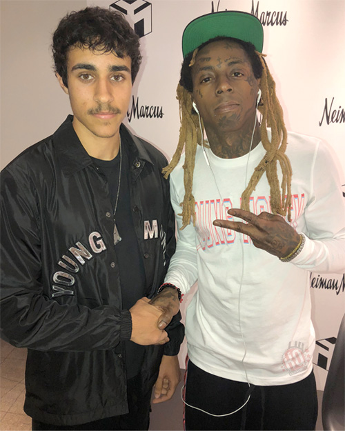 Lil wayne meets greets his fans at neiman marcus clothing store in lil wayne meets greets his fans at neiman marcus clothing store in miami pictures m4hsunfo