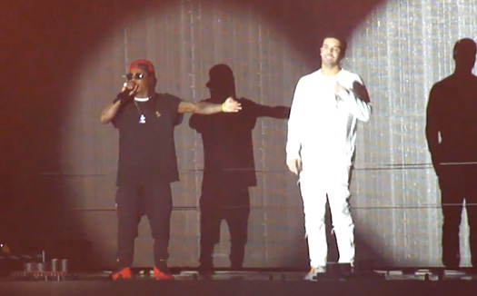 Lil Wayne Performs Lollipop, How To Love, Money On My Mind & More Live In Colorado