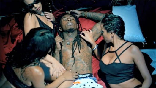 A Lil Wayne Single Was The Most Streamed Song With Love In Its Title This Valentines Day