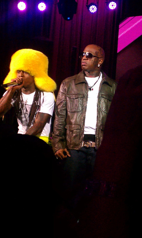 Lil Wayne Performs At Sucker Free Awards