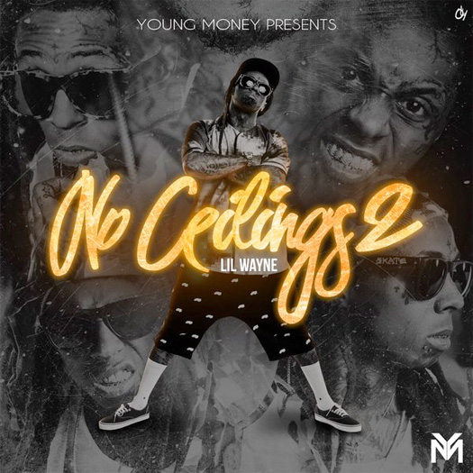 Lil Wayne Reveals Artwork & Announces Release Date For No Ceilings 2 Mixtape