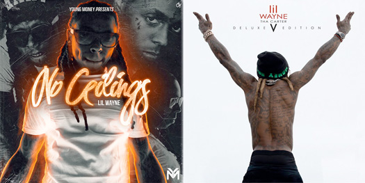 Lil Wayne No Ceilings & Tha Carter V Deluxe Albums To Be Released Exclusively On Record Store Day