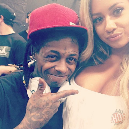Lil Wayne Has Been Nominated Twice At The 58th Annual Grammy Awards