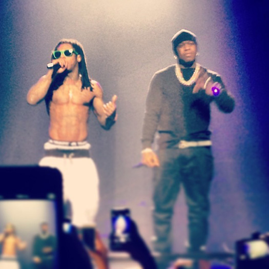 Lil Wayne Performs Live In Oslo Norway On His European Tour