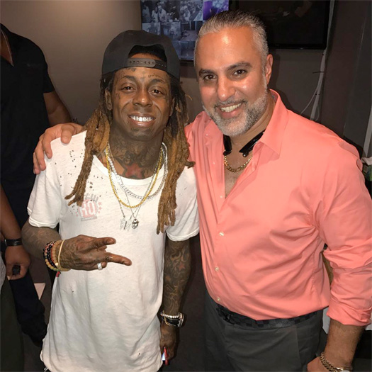 Lil Wayne Parties At Club Spades In New Orleans