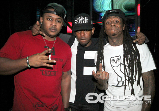 Kendrick Lamar Calls Lil Wayne One Of The Most Influential Music Artists Of This Generation