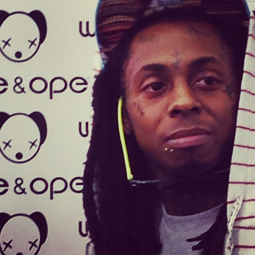 Lil Wayne Announces Partnership With Wize & Ope, Attends Launch Event In Paris France