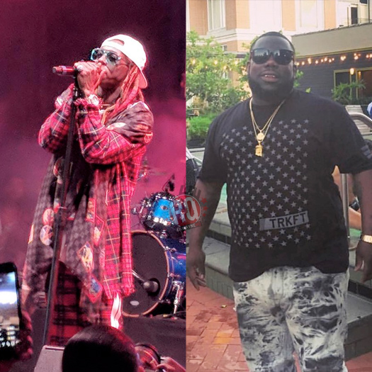 Lil Wayne Pays Tribute To 5th Ward Weebie