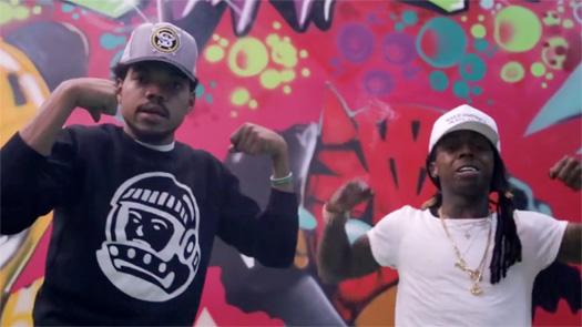 Chance The Rapper Says Lil Wayne Has The Most Fascinating Recording Process In A Studio