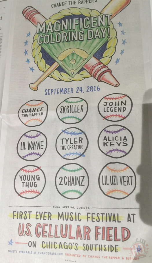 Lil wayne to perform live at chance the rapper s Coloring book 2 chance the rapper