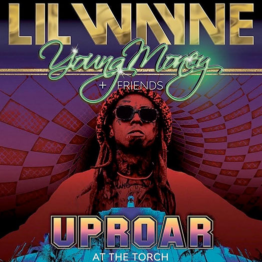 Lil Wayne To Perform Live At GKUA Uproar At The Torch Event This Summer