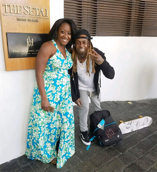 Lil Wayne To Perform Live At Jannus Live In St Petersburg Florida