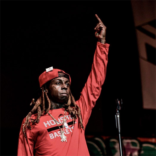Lil Wayne Performs A Milli Twice & Shouts Out James Harden In A Hilarious Way At His Show In Houston Texas
